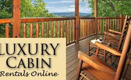 luxury cabin rentals in the smokies